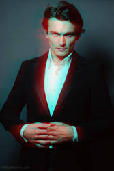 Rupert Friend by LithiumFX