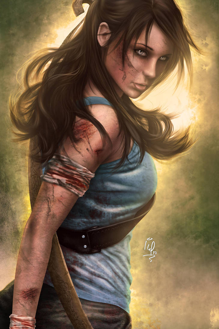 Tomb Raider Reborn by gabfig