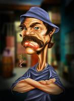 Don Ramon by gabfig