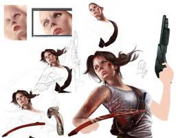 Paso A Paso Tomb Raider by gabfig