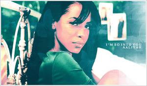 Aaliyah by irisinha