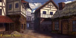 Slums farland online by RavenseyeTravisLacey