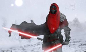 Star Wars: Sith Lord by RavenseyeTravisLacey