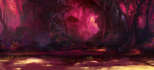 Maysketchaday - 2018 - 11 - Hot Pink by RavenseyeTravisLacey