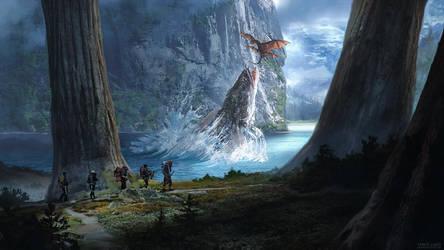 The Beast Beneath by RavenseyeTravisLacey