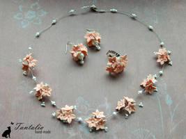 Set Peach tenderness by Tantalia