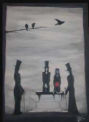 A Frail Remembrance... by elimera