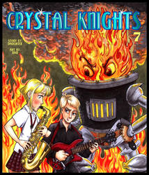 Crystal Knights 7 by erosarts