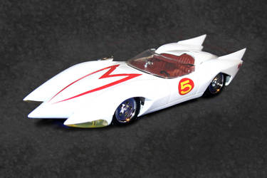 The Mach 5 by erosarts