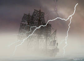 Ghost Ship by Davader