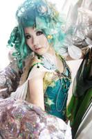 Final Fantasy IV- Rydia II by hydeaoi
