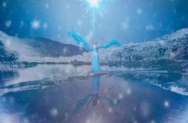 Frozen - Elsa by hydeaoi
