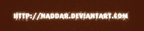 naddar.deviantart.com by Nash-