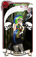 Miss Magix | Round 1 | Tarot Card - Death by DarkLadyYami