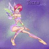 Tecna Spiritix by DarkLadyYami
