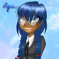 Feyine Luckara Ryndan by DarkLadyYami