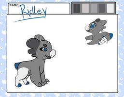 Wyngro   Ridley by LadyKrisis