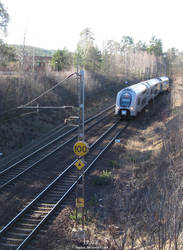 Trainspotting by duokai