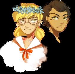 Two pretty boys