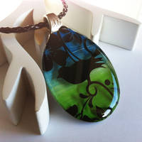 Spoon Pendant by JacDesigns