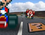 Retro Race 'Mario Kart' by RETROnoob