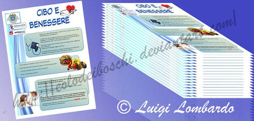 20150319 Leaflet for a health event by Eolodeiboschi