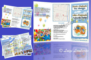 20150308 Brochure for kindergartens by Eolodeiboschi