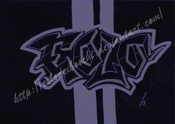 Graffiti 011 vers 2 by Eolodeiboschi
