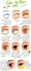 Tutorial- Color de ojos by Yan-liSoulless