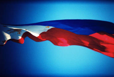 The Philippine Flag by Kyuzengi
