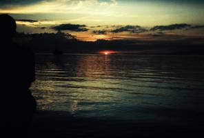 View Of The Sunset by Kyuzengi