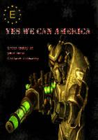 Enclave recruitment poster by randomguyinthecorner