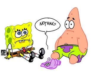 NOTHING by portzebie