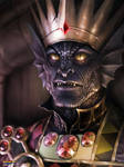 King Zarkon by JoshBurns