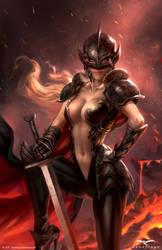 Black Knight by JoshBurns