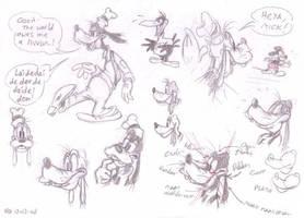 Goofy Doodles by Henrieke