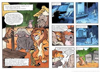 Kabundi comic by Henrieke