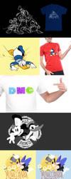 Threadless Disney designs - please vote by Henrieke