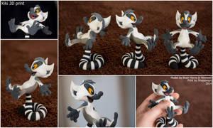 Kiki 3D print (for sale!) by Henrieke