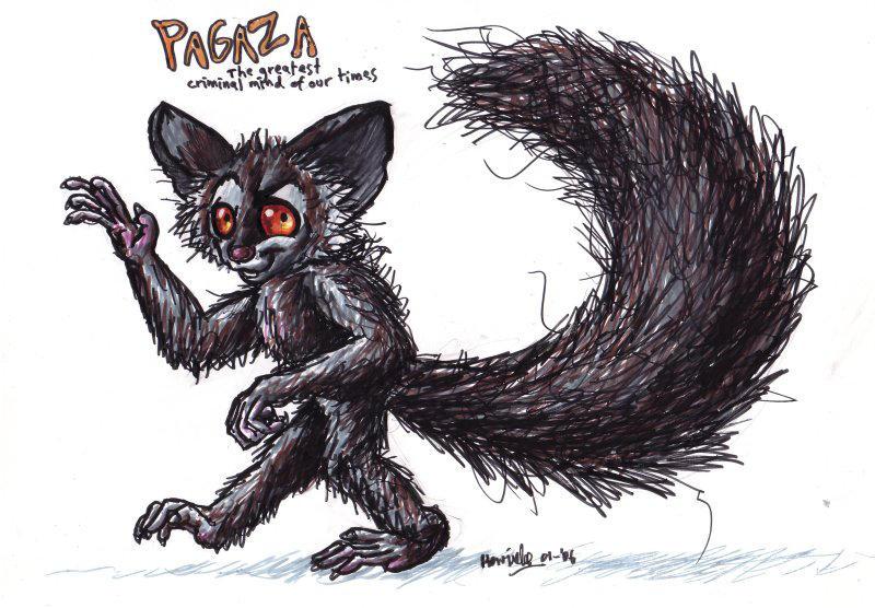 Pagaza by Henrieke