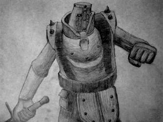Sir Tavish the Demolisher by Ekizius