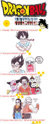Dragonball Meme by hirokada