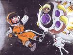 Grand Tour in Space by hirokada