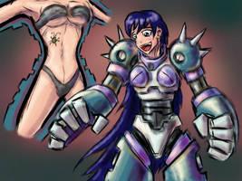 armor fail 2 by Tickler-kun