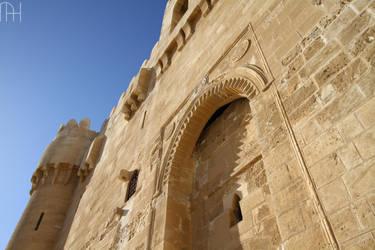 The Citadel of Qaitbay. by nader-tharwat