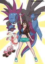 YCH Pokemon by FredericoEscorsin