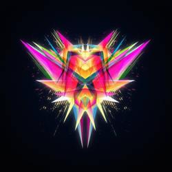 TAZOR (Abstract Future Scifi Artwork) by mrsbadbugs
