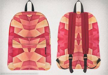 The Iron Backpack! @designbyhumans by mrsbadbugs