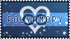 Polyamory Stamp by Stanxiety