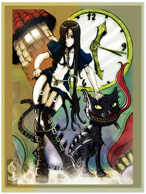 Alice Madness by Ricsnake